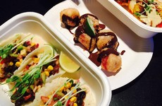 Veggie food lovers need to know about Dublin's latest food truck
