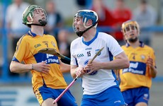 Boost for Waterford hurling as U21 side storm into Munster final with 18-point win over Clare