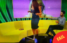 A Big Brother contestant had the ULTIMATE twerk fail live on telly