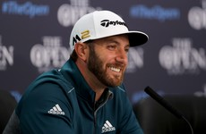 Open preview: DJ in best shape of golf's elite to reign at Royal Troon