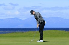 McIlroy in contention at Troon as Reed holds clubhouse lead