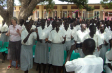 Irish nuns stay in South Sudan to care for schoolgirls despite outbreak of violence