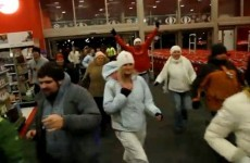 It's Black Friday – so here's some crazy videos of people shopping