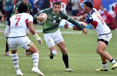 Habana left out of South Africa Olympic 7s squad, but sends classy note of thanks
