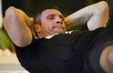 David Haye is 'embarrassed to walk the streets,' claims Klitschko