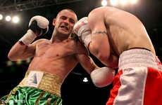 Dubliner Stephen Ormond will have a world title shot on the line in his next fight