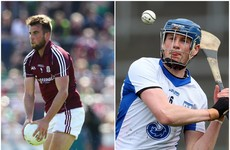 Galway and Waterford players claim GAA player of the month awards for June
