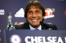 Conte aiming to turn Chelsea into a 'blazing inferno' as he demands sweat and toil