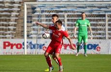 Fagan's stunning strike earns St Pat's Europa League draw in Minsk