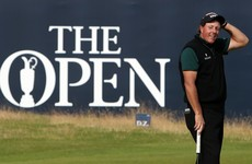 Agonising! Phil Mickelson came so close to first-ever 62 in 157 years of Major history