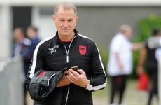 Albania boss: I'm the right man for the England job