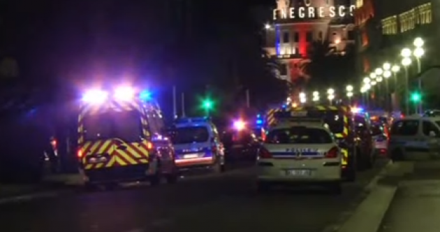 The worst moment in Nice's history: How the horror unfolded as crowd watched Bastille Day fireworks