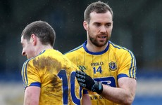 Roscommon bring forward into starting side and Connacht winner into subs for Galway replay