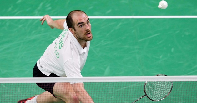 Meet Ireland's Olympic team: Scott Evans