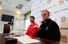 Pro12 Team News: Ulster change four ahead of Glasgow visit