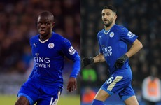 Leicester City's Premier League-winning side is coming apart at the seams