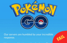 Pokémon Go was finally released in Ireland and we've already broken it