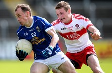Derry produce second-half comeback to see off 14-man Cavan in thrilling qualifier