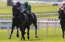 O'Brien lands Irish Oaks with 14/1 shot Seventh Heaven