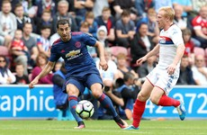 'I'll play anywhere for Man United!' - Big-money signing Mkhitaryan impresses on debut