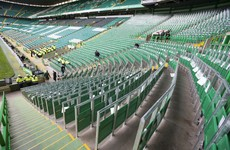 Celtic make history by opening new safe standing area during Wolfsburg friendly