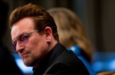 Bono was evacuated from a restaurant in Nice by armed police after horror attack