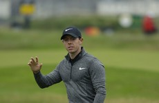Final round 67 for McIlroy not enough to touch front-runners at The Open