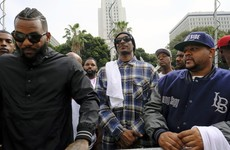 Snoop Dogg and the Game call gang members together for an anti-violence summit