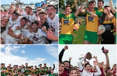 The 2016 All-Ireland minor quarter-final line up is now known