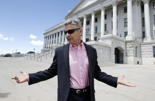 Gary Johnson: The US presidential candidate you've probably never heard of