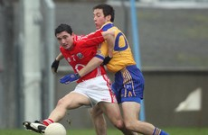 Cork All-Ireland U21 and junior winner has linked up with the Clare footballers