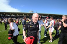 'This is what we dream of' - Mickey Harte hails Tyrone's Ulster triumph