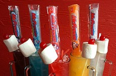 Mr Freeze cocktails are a real thing and they look sensational