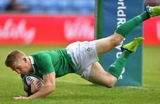 4 Ireland U20s welcomed into Connacht academy