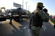Bound and gagged bodies of 26 men found after Mexico massacre
