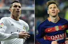 Ronaldo and Messi leading contenders for Uefa award, Will Grigg voted in top 25