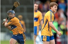 Podge Collins faces two championship games with Clare in 27 hours this weekend
