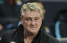 Yeah, they went there: Hull confirm Steve Bruce is in mix for England job