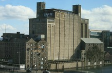 The silos at Boland's Mill have been fully demolished
