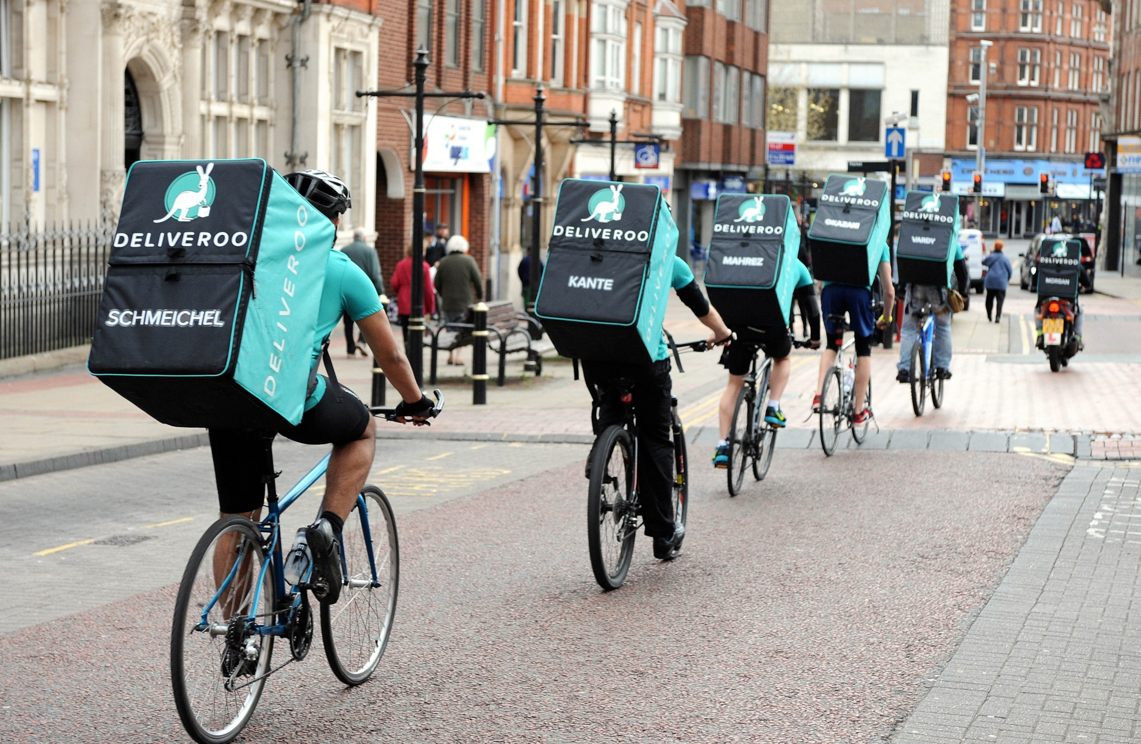Deliveroo Launches Alcohol Delivery Service In Ireland