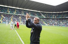 Rodgers asks Celtic supporters for patience as they aim to reverse Lincoln Red Imps deficit