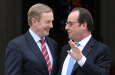 "President Hollande recognises Ireland is a ""special"" case in Brexit talks"
