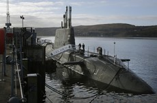 Investigation opened after UK nuclear submarine hits merchant vessel