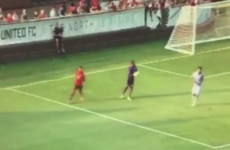 This classic comedy own goal helped Bournemouth earn an easy win last night