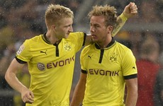 Get the band back together! Mario Gotze is going home to Dortmund