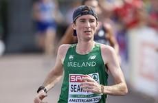 Meet Ireland's Olympic team: Kevin Seaward