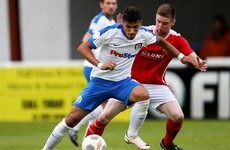 As it happened: St Patrick's Athletic v Dinamo Minsk, Europa League second qualifying round second leg
