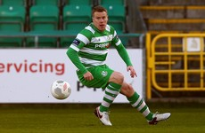 Shamrock Rovers have parted company with Danny North and Max Blanchard