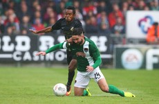 As it happened: Cork City v BK Hacken, Europa League second qualifying round second leg