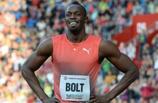 Bolt to quash Rio injury rumours with London comeback tomorrow